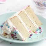 vanilla cake recipe from scratch