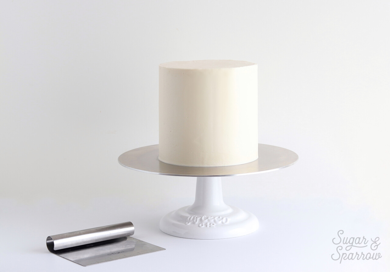 Ring Stand Frost Glaze