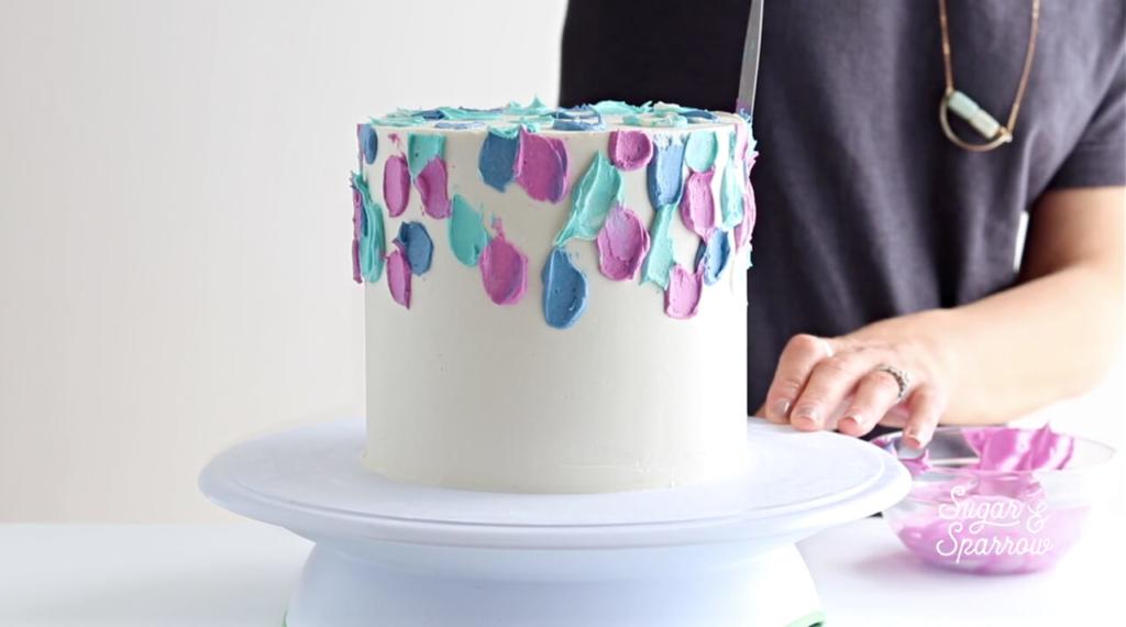 buttercream cake decorating techniques