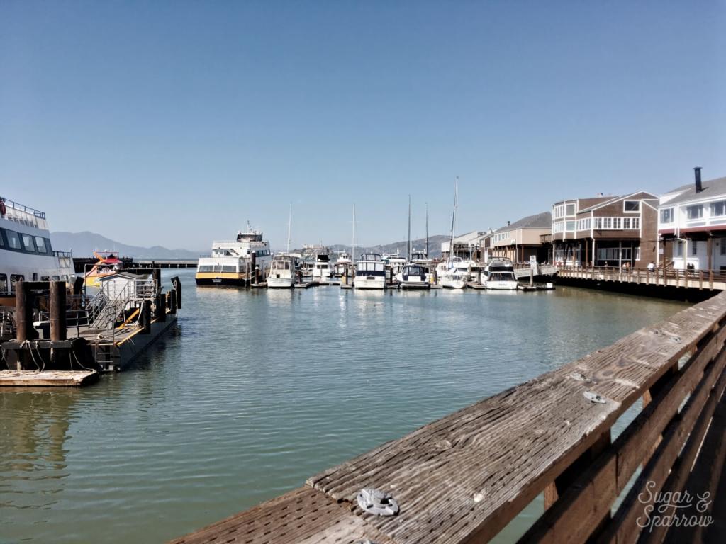 the wharf san francisco