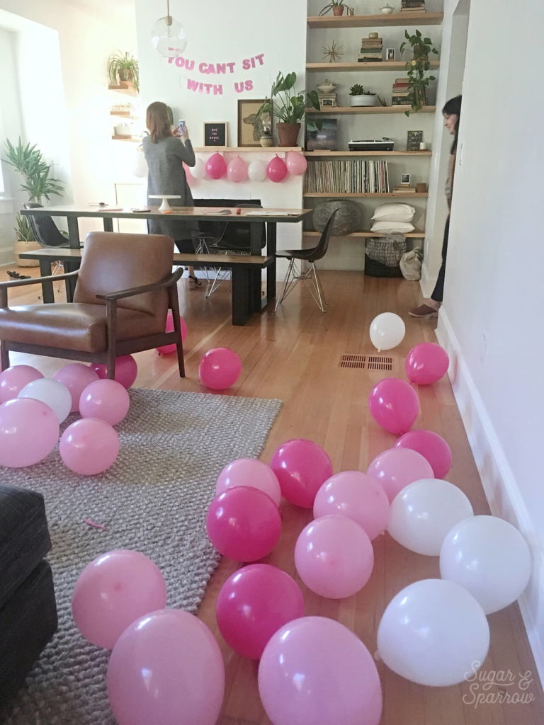mean girls party ideas