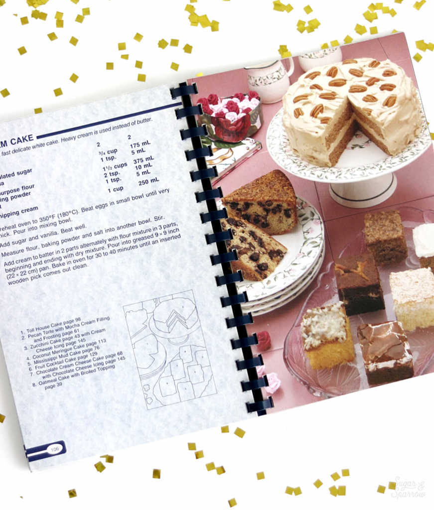 jean pare cake cookbook