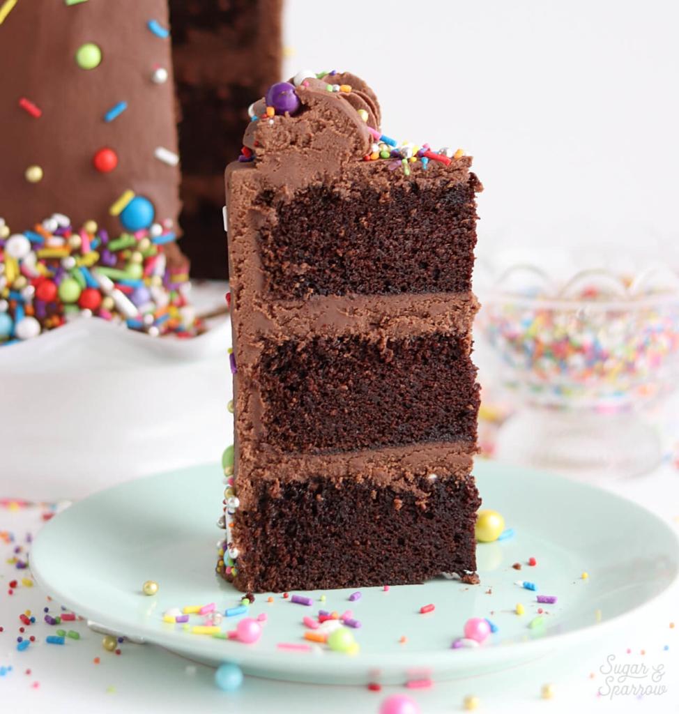 chocolate cake recipe from scratch