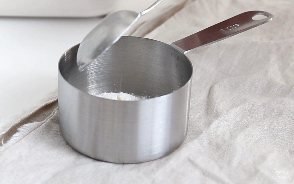 how to make cake flour