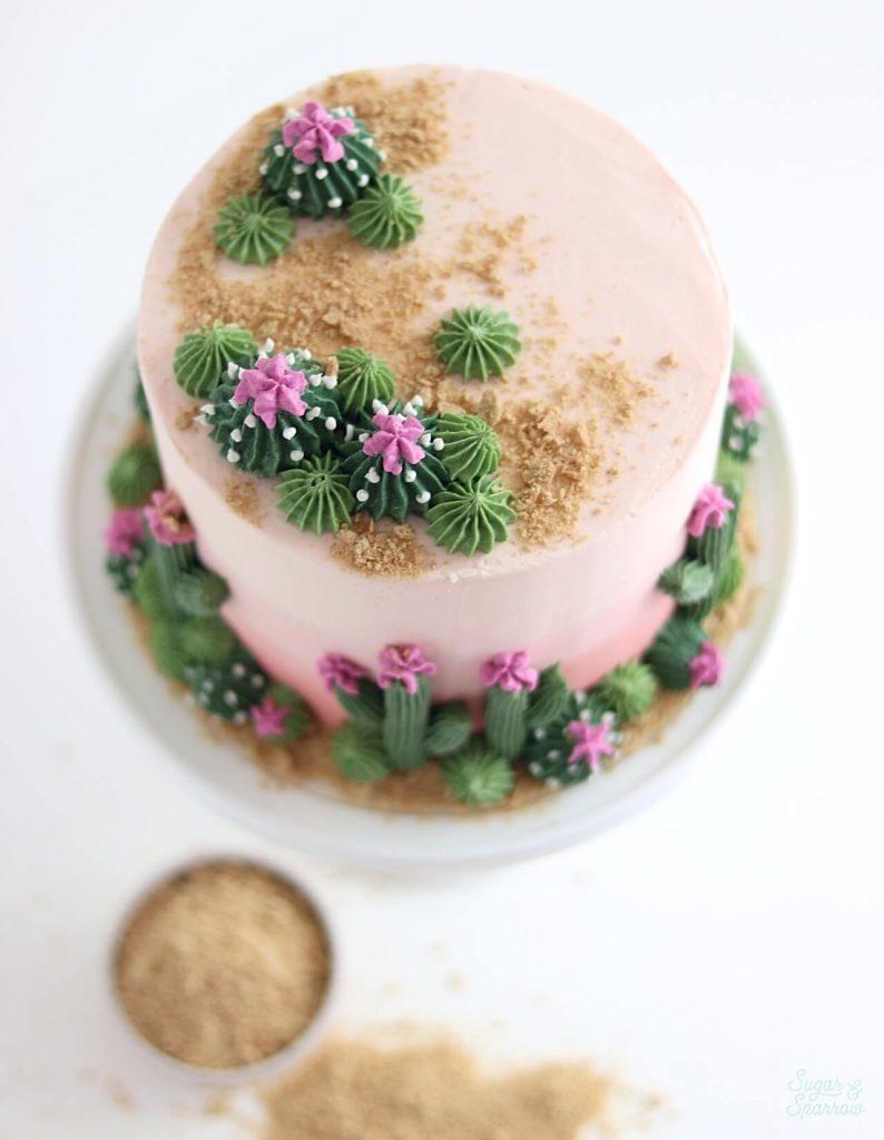cactus cake ideas