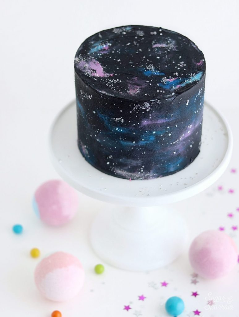 space cake by sugar and sparrow