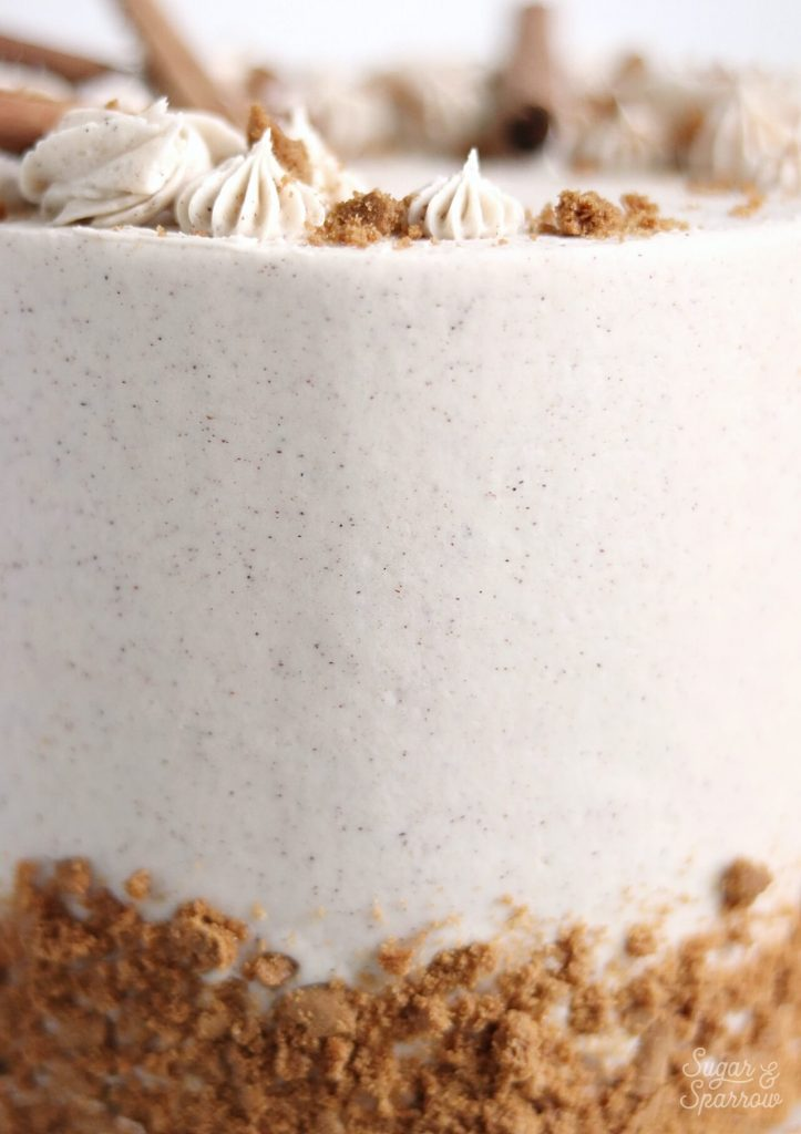 spiced vanilla chai buttercream recipe