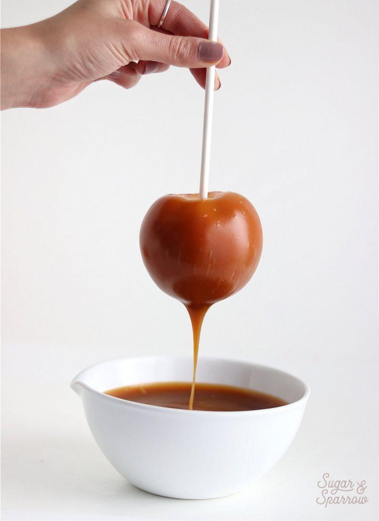 caramel recipe for caramel apples