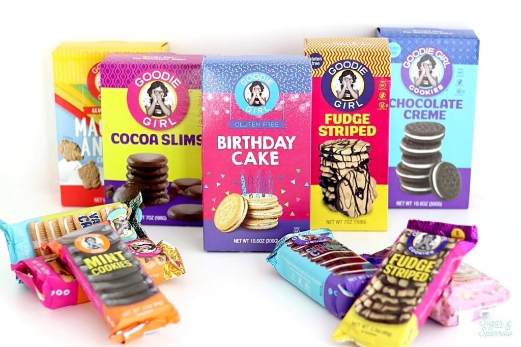 Goodie Girl Cookies Giveaway