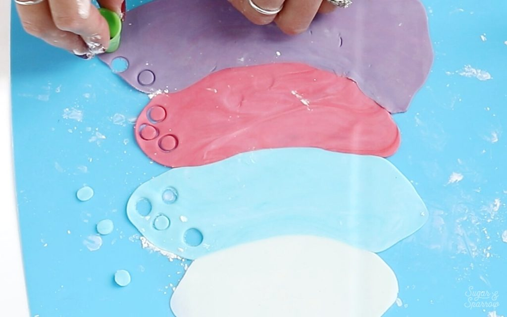 how to make fondant sprinkles