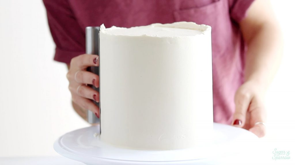 vanilla buttercream recipe for frosting cake