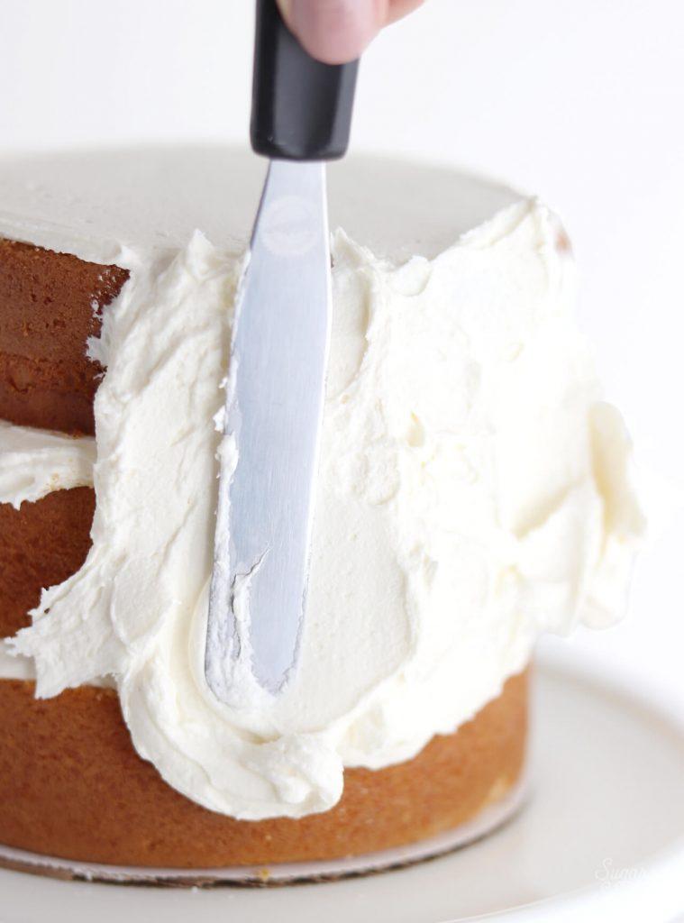 Buttercream recipe for cakes crumb coat