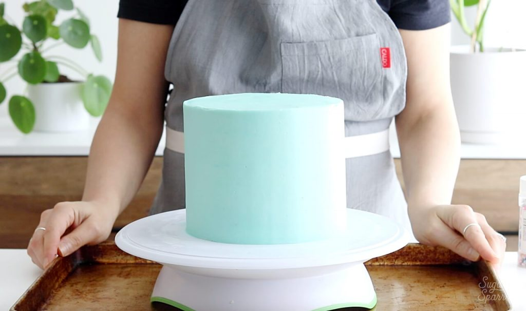 cake basics by sugar and sparrow