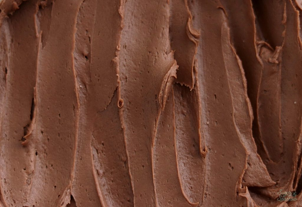 dairy free chocolate buttercream recipe