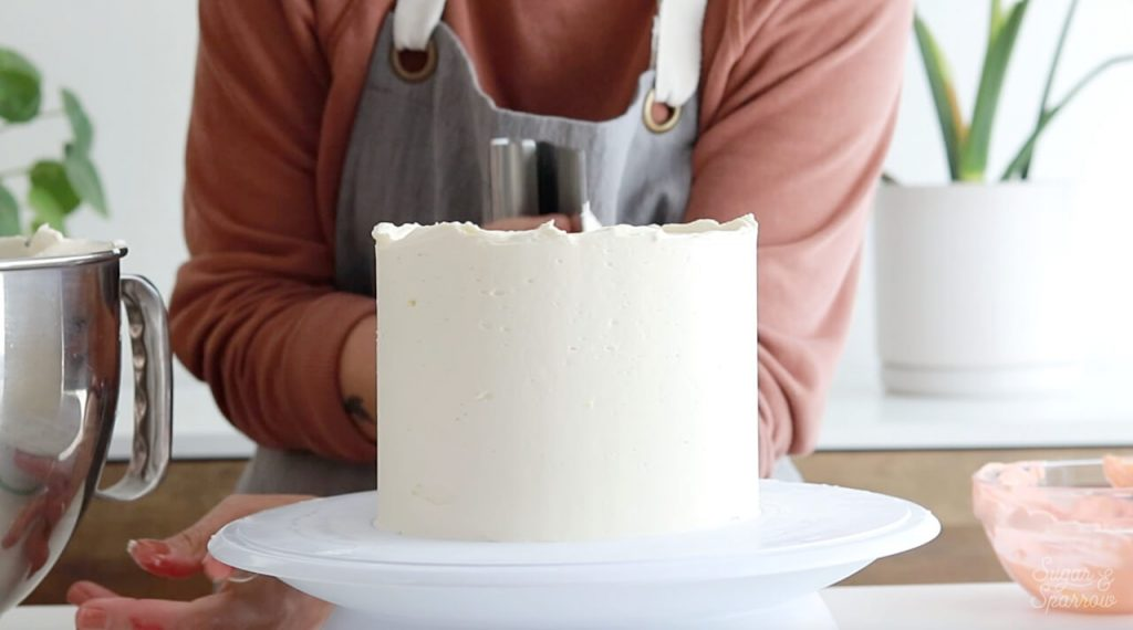 best icing smoother for buttercream cake