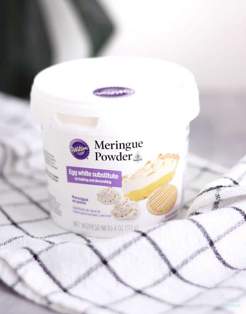 what is meringue powder