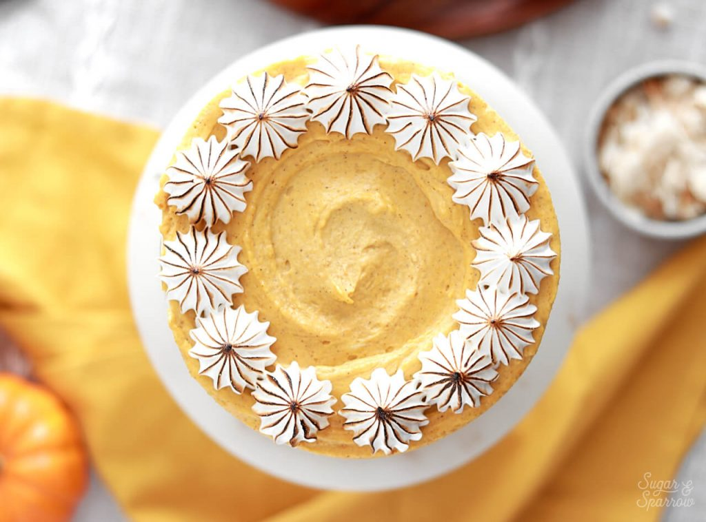 pumpkin creme filling recipe for cake