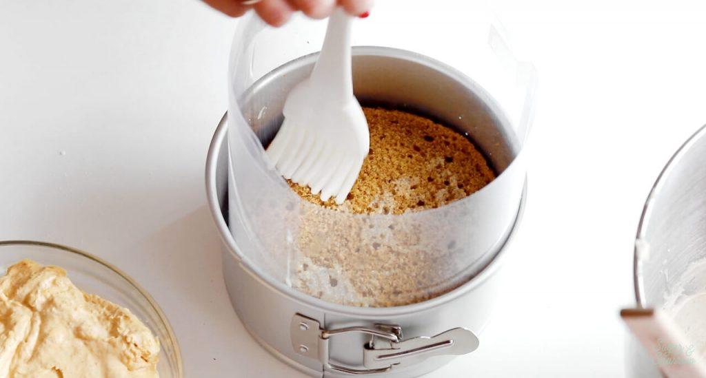 how to soak cake layers